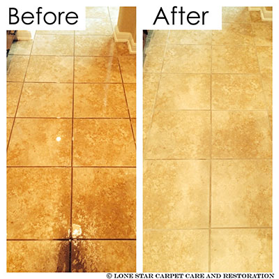 tile and grout cleaning lone star carpet care